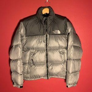 Womens North Face Nuptse Down Puffer Jacket small